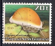 Papua New Guinea 1986 - Sea Shells - Papúa Nueva Guinea