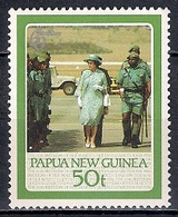 Papua New Guinea 1986 - The 60th Anniversary Of The Birth Of Queen Elizabeth II Mint - Papúa Nueva Guinea
