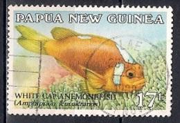 Papua New Guinea 1987 - Anemonefish - Papúa Nueva Guinea
