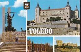 AO71 Toledo, Multiview Postcard - Toledo