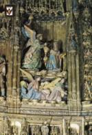AO71 Toledo, Catedral, La Anunciacion, Altar Mayor - Toledo