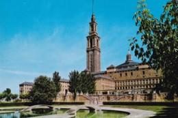 AO71 Gijon, Universidad Laboral, Vista Parcial Y Piscinas - Asturias (Oviedo)