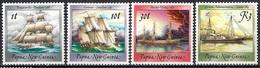 Papua New Guinea 1988 - Ships MINT - Papúa Nueva Guinea