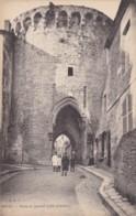 AP45 Dinan, Porte Du Jerzual, Cote Interieur - Children - Dinan