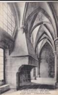 AP45 Mont St. Michel, Salle Des Chevaliers, Details D'Architecture - Le Mont Saint Michel