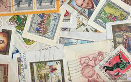 Austria (almost) Only Special Stamps Stamps-50 Grams Kilo Goods - Austria