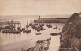 AR23 Mevagissey - Harbour Scene - England