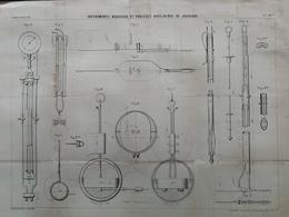 ANNALES DES PONTS Et CHAUSSEES - Instruments Nouveaux Et Procédés Auxiliaires De Jaugeage - L. Courtier (CLD48) - Travaux Publics