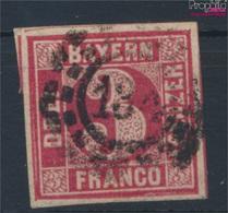 Bavière 9 Exemplaire Normal Oblitéré 1862 Paragraphe Dans District (9295871 (9295871 - Beieren