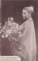AS39 Social History - Jeune Fille Du Pays De Loudeac, Uzel, Mur Coiffes Bretonnes - Costumes