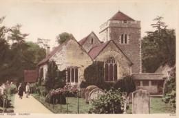 AS39 Stoke Poges Church - Buckinghamshire