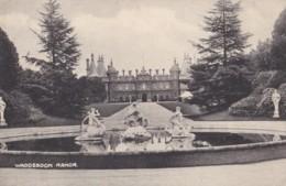 AS39 Waddesdon Manor - 1912 Pc, Local Publisher - Buckinghamshire