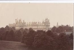 AS39 Waddesdon Manor - RPPC (no Caption) - Buckinghamshire