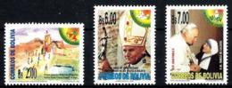 Bolivia Nº 998/1000 En Nuevo - Bolivia