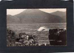"85441    Regno  Unito,   Scozia,  Loch-Na-Keal  Showing Beinn A"" Ghraig And Beinn Fhada On Right,  NV - Argyllshire"