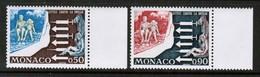 MONACO  Scott # 897-8** VF MINT NH (Stamp Scan # 488) - Monaco