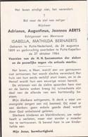 Putte, Putte-kapellen, 1964, Adrianus Aerts, Bernaerts - Images Religieuses