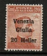 AUSTRIA  Scott # N 32* VF MINT HINGED (Stamp Scan # 488) - Unused Stamps