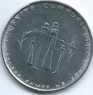 Turkey - 2½ Lira - 1977 - KM910 - FAO - Planned Families - Turkey