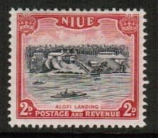 NIUE  Scott # 96* VF MINT LH (Stamp Scan # 488) - Niue