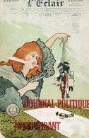 POLITIQUE(JOURNAL ECLAIR) CALENDRIER 1902 - Satiriques