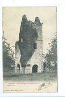 Tournai Ruine De L'Eglise Abbatiale à Chercq ( Sugg Gand Série 20 No 36 ) - Tournai