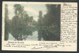 +++ CPA - Environs De Bruxelles - LINKEBEEK - Le Moulin Rose - Nels Série 11 N° 126 - Couleur 1903   // - Linkebeek