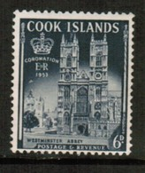 COOK ISLANDS  Scott # 146** VF MINT NH (Stamp Scan # 488) - Cook Islands
