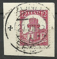 Estland Estonia 1932 O KUNDA Michel 96 - Estland