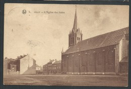 +++ CPA - GILLY - Eglise Des Haies - PhoB  // - Charleroi
