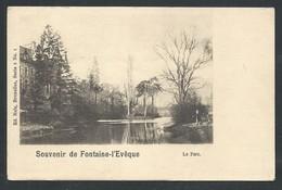 +++ CPA - Souvenir De FONTAINE L'EVEQUE - Le Parc - Nels Série 5 N° 1  // - Fontaine-l'Evêque