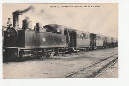 TRIGNAC - ARRIVEE DU CHEMIN DE FER DU MORBIHAN - 44 - France