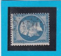 N° 22  GC  2049   LIMOGES  / 81 - HAUTE-VIENNE  - REF 14116 + Variété - 1862 Napoleon III
