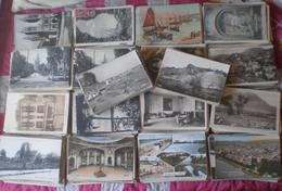 Lot De 1030 Cartes Postales Anciennes Et Semis Modernes France Et Etranger - Cartes Postales