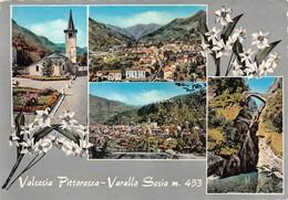 "0400 ""VALSESIA PITTORESCA - VARALLO SESIA (VC)"" CART. ORIG. SPED. 1963 - Italia"