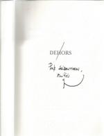 Dédicace De Yann Moix - Dehors - Books, Magazines, Comics