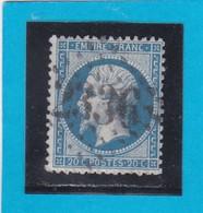 N° 22  GC  2336   METZ  / 55 - MOSELLE  - REF 14116 + Variété - 1862 Napoleon III