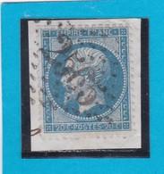 N° 22  GC  2565   MOULINS -sur- ALLIER  / 3 - ALLIER  - REF 14116 - 1862 Napoleon III