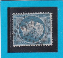N° 22  GC  2578   MULHOUSE Ou FALLON   - REF 14116 - 1862 Napoleon III