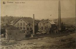 Charleroi // Verrerie De L Ancre (industrie) 1931 - Charleroi