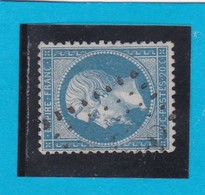 N° 22  GC  4438   PUSSAY  / 72 - SEINE Et OISE   - REF 14116 - Bureau Supplémentaire - 1862 Napoleon III