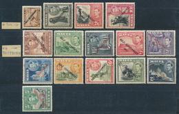 Malta Nr. 199-213 * Oder ** (Michel Ca. 60,-- €) - Malta (Orden Von)