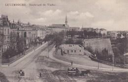 Luxembourg - Boulevard De Viaduc - Luxemburgo - Ciudad