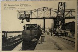 Langerlo - Genk // Kolenhaven - Port Charbonnier (schip) 19?? - Genk