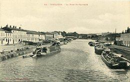 TOULOUSE - LE PORT ST-SAUVEUR. CARTE POSTALE CPA CIRCA 1900's NON CIRCULE -LILHU - Toulouse