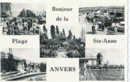 Antwerpen - Anvers - Bonjour De La Plage Ste-Anne - Uitg. L. Van Beurden - 1960 - Antwerpen