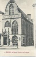 Brugge - Bruges - 24 - La Maison Gênoise (Le Syndicat) - Brugge
