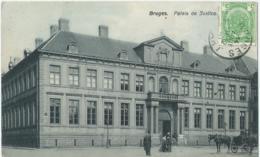 Brugge - Bruges - Palais De Justice - Carte Lux Belgique 262 - Brugge