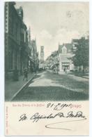 Brugge - Bruges - Rue Des Pierres Et Le Beffroi - Stengel & Co., Dresde 6620 - 1901 - Brugge