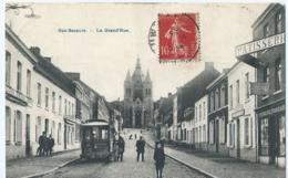 Bon-Secours - La Grand'Rue - 1909 - Péruwelz